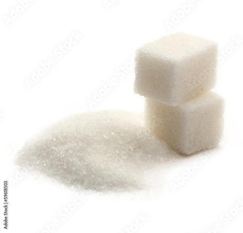 Fotografie, Obraz  Sugar cubes