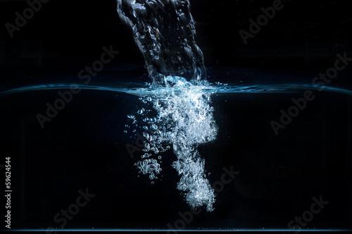 Fotografía  Acqua pura - scioglimento ghiacciai