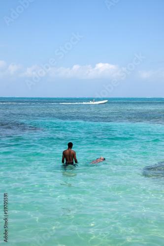 Photo Caye Caulker, Belize