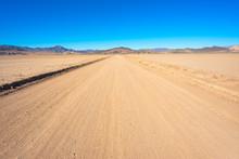 Off-road In California Close T...