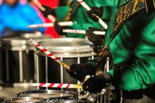 Drummer Boy With Drummer Sticks