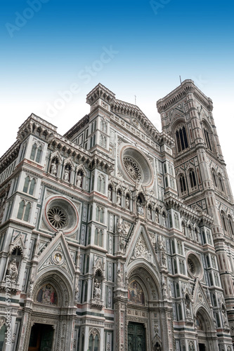 Foto op Canvas Florence Florence cathedral - Duomo Santa Maria del Fiore
