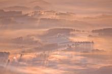 Nebelstrahlen