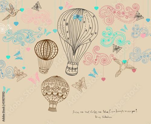 walentynki-ilustracja-gorace-powietrze-balon-w-niebie-reka-rysujacy-backg