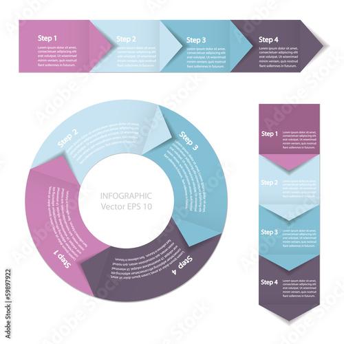 Fotografía  Process chart module.