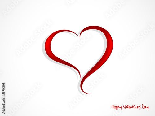 Fotografia  Red heart