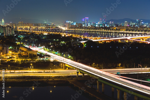 Photo  Seoul city