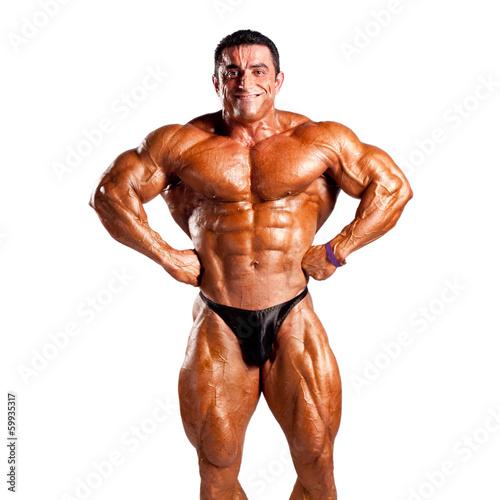Bodybuilder Plakat