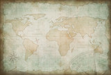 old exploration and adventure map background - 59939986