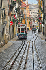 Lisbon funicurals