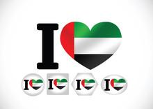 The United Arab Emirates Flag ...