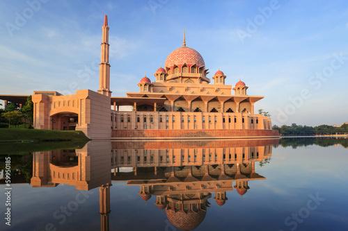 Fotografía  Putra Mosque, Putrajaya, Malaysia