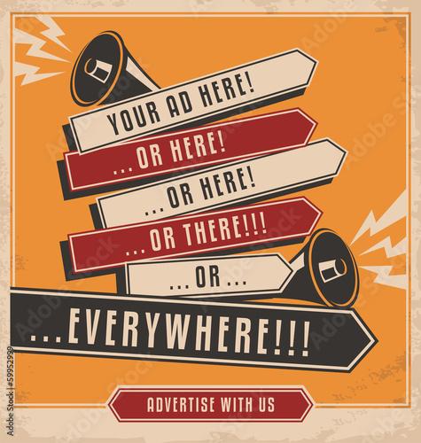 Reklama i marketing koncepcja kreatywna