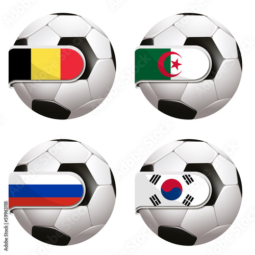 Foto  World Cup football group H