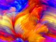 canvas print picture - Color Design