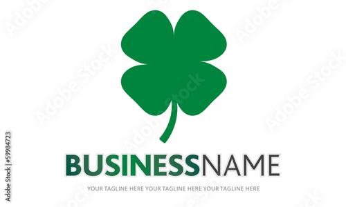 Fotografiet  logo quadrifoglio
