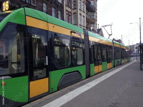Tramwaj Poznań