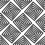 Seamless Monochrome Squares Wallpaper