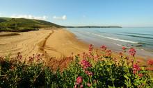 Woolacombe Sands, Devon, UK