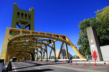Golden Tower Bridge
