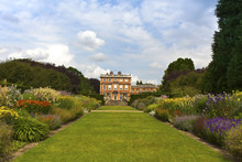 English Stately Home And Garde...