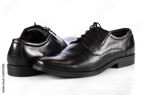 Male Shoes Man S Shoes Isolated On White Background Buy