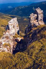 Panel Szklany Góry Beautiful mountains landscape