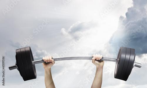 Fotografía Human strength