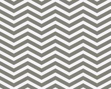 Gray And White Zigzag Textured...