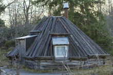 Sami Building In Stockholm
