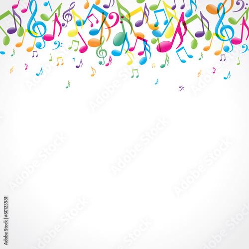 Foto Haut de page-musique