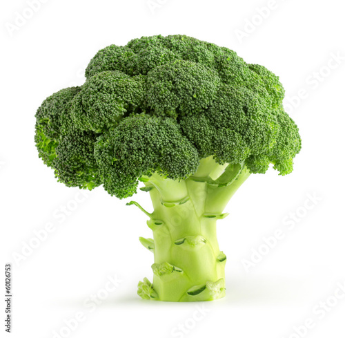 green broccoli Canvas Print