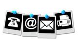 Contacts symbols - 60142920