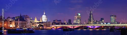 Poster London London night