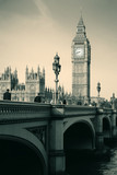 Fototapeta Big Ben - London skyline