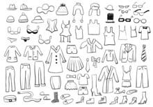 Clothes Sketches