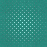 seamless polka dot pattern with retro texture