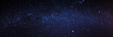Die Milchstraße über Teneriffa