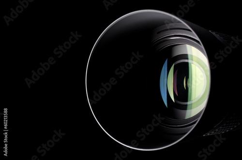 Valokuva  Camera lens