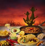 Comida Mexicana - Mexican Food