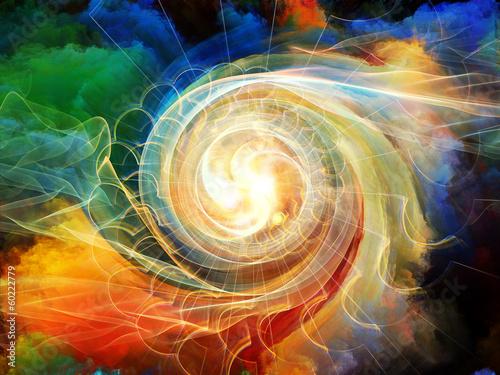 Photo Inside Motion Vortex