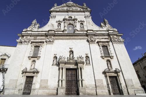 Fotografie, Obraz  Galatina Chiesa Madre