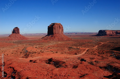 Photo  Landscape of Monument Valley
