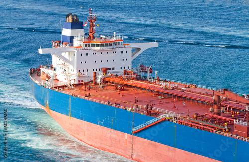 Fotografia  Tanker Ship