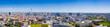 Leinwanddruck Bild - Fernsehturm television tower, Berlin views, Germany