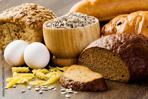 In de dag Bakkerij Fresh bread