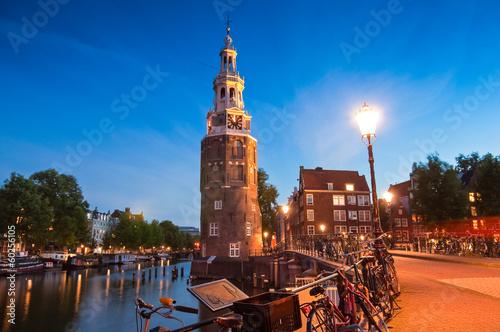 Photo  Montlebaanstoren Tower, Amsterdam