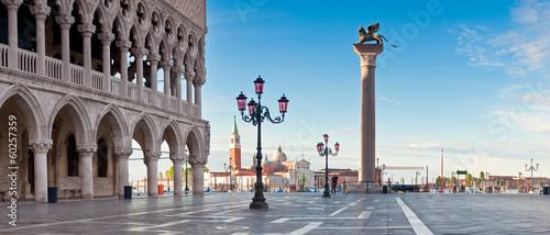 Aluminium Prints Venice Beautiful San Giorgio Maggiore church, Venice.