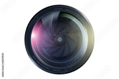 Fotografía  SLR Camera Lens