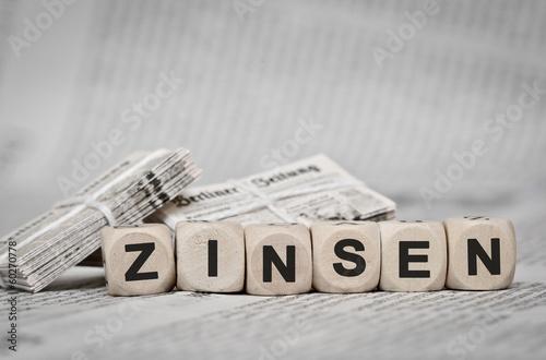 Fotografía  Zinsen